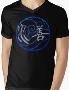 Waterbending Mens V-Neck T-Shirt