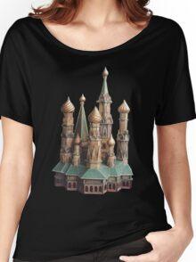 Kremlin Women's Relaxed Fit T-Shirt