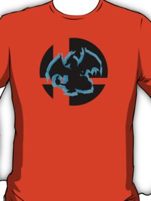 SUPER SMASH BROS: Charizard-Wii U T-Shirt