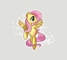 Mane Six Series ~ Fluttershy  Womens Fitted T-Shirt
