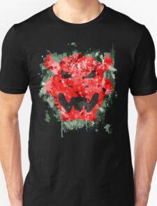 Bowser Emblem Splatter T-Shirt