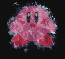 Kirby Splatter One Piece - Short Sleeve