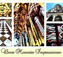 Ulmer Muenster Impressionen by ©The Creative  Minds