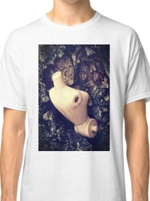 body in the woods Classic T-Shirt