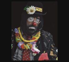 Clown Portrait T-Shirt