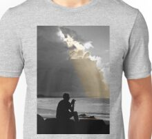 Washing away the dust Unisex T-Shirt