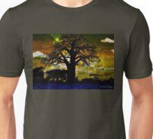 Silhouette Sizzle  Unisex T-Shirt