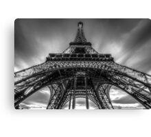 Eiffel Tower 9 Canvas Print