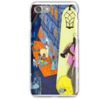 New Orleans, here music is being born, every day anew (My dreams of America, part 2) iPhone Case/Skin