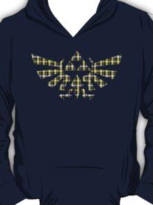 Zelda - Plaid Royal Crest T-Shirt