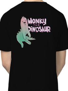 Wonky Dinosaur Classic T-Shirt