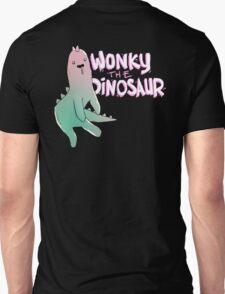 Wonky Dinosaur Unisex T-Shirt