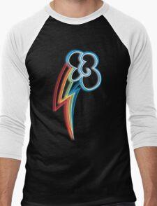 Rainbow Dash Cutie Mark Men's Baseball ¾ T-Shirt