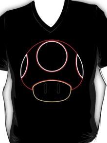 Minimalist Mario Mushroom T-Shirt