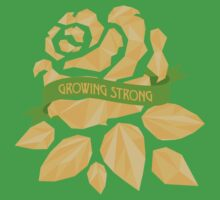 Growing Strong by Dorothy Timmer