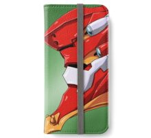 Two on Two Facing mirrored iPhone Wallet/Case/Skin
