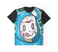 H2O Delirious Bubbly Bear (alternate) Graphic T-Shirt