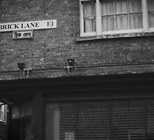 Brick Lane, London by rachelphelan