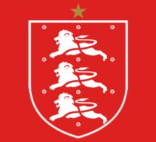 Three Lions England Crest by PX54