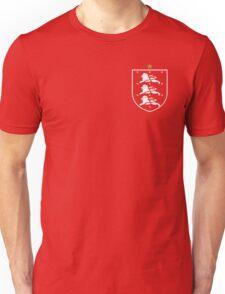 Three Lions England Crest Unisex T-Shirt