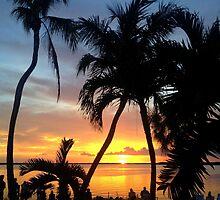 Key Largo Sunset by ksherrell5505