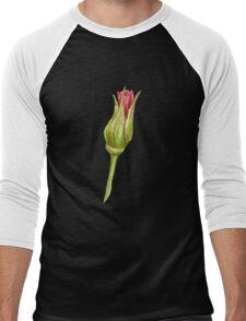 rosebud Men's Baseball ¾ T-Shirt