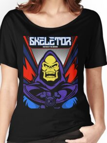The Skeletor Women's Relaxed Fit T-Shirt