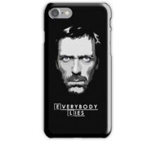 House M.D. - Everybody Lies iPhone Case/Skin