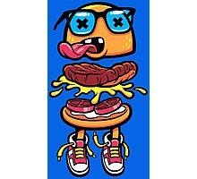 Nerd Burger For Nerd People Photographic Print