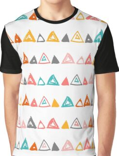 Abstract hand-drawn pattern. Graphic T-Shirt