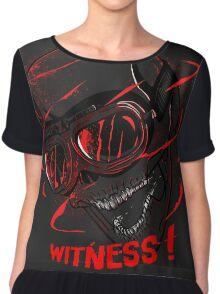 Witness ! Chiffon Top