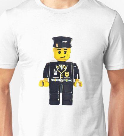 Minifigure Lego Officer Unisex T-Shirt
