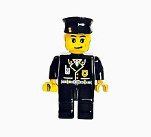 Minifigure Lego Officer Unisex T-Shirt