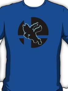 SUPER SMASH BROS: Fox-Wii U T-Shirt