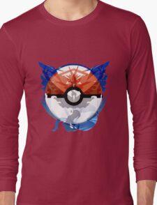 Pokemon GO Unity Crest Long Sleeve T-Shirt