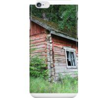 6.8.2016: Sauna iPhone Case/Skin
