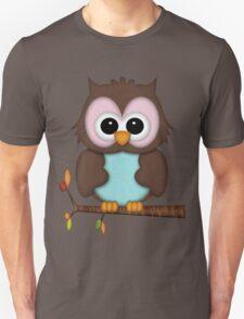 Mrs Owl  Unisex T-Shirt