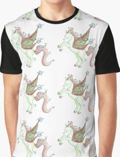 Nature Pegasus Graphic T-Shirt