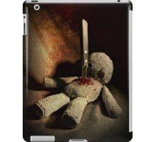 Victim iPad Case/Skin