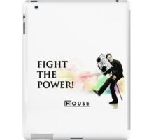 House M.D. - Fight the Power! iPad Case/Skin