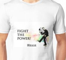 House M.D. - Fight the Power! Unisex T-Shirt