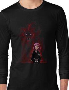 yachiru kusajishi inside darkness Long Sleeve T-Shirt