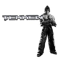 Tekken - Jin Kazama Photographic Print