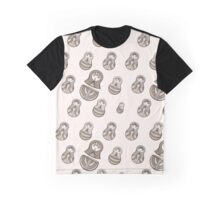 RUSSIAN DOLL Graphic T-Shirt