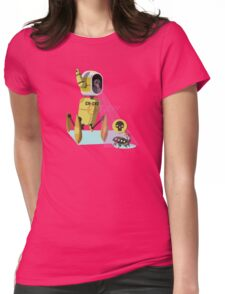 """Pest Elimination Unit CN-CR2 aka """"Concerto"""" Womens Fitted T-Shirt"""