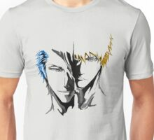 Ichigo and  Grimmjow 00022 Unisex T-Shirt