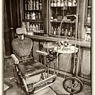 The Old dentists chair  by Rob Hawkins