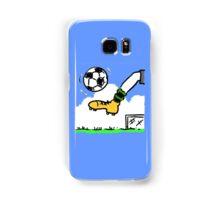 Keepy Uppy Football Skills Samsung Galaxy Case/Skin