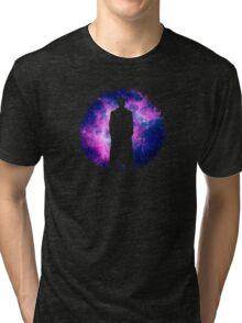 10th space Tri-blend T-Shirt