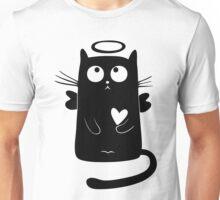 Angel Cat Unisex T-Shirt